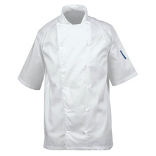 Le Chef DE11 Staycool Jacket Raglan Sleeves With New Capped Studs