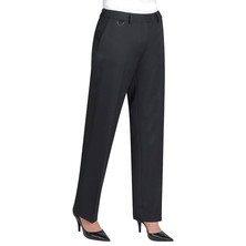 Lady's Suit Trousers Polyester Black