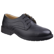 Shoes Gents Black Protective