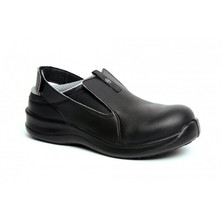 Toffeln Unisex Clog Safety Lite Black