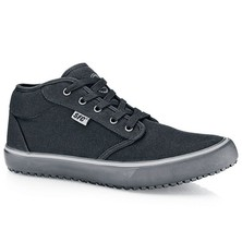 Shoes For Crews Cabbie Canvas Shoe Black