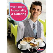 WJEC GCSE Hospitality & Catering Student Book