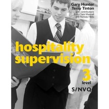 Hospitality Supervision Level 3 S/NVQ
