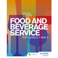 Food And Beverage Service For Levels 1 and 2