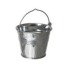 Serving Bucket S/S 7cm Dia X 6cm / 12.5cl