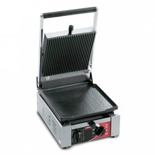 Sirman Contact Grill Single Flat / Ribbed