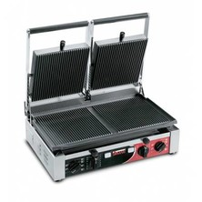 Sirman Contact Grill Double Ribbed / Ribbed