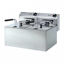 Maestrowave Fryer Double 2 x 6 Ltr
