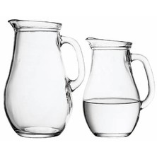 Jug Glass 1.8lt (box Of 6)