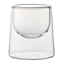 Double Walled Tasting Dish 15cl / 5.25oz / 8.8cm (box Of 6)