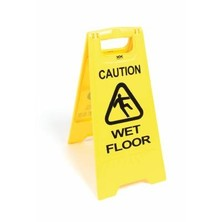 Caution Wet Floor/Cleaning In Progress Sign 67cm High