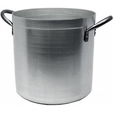 Stockpot Genware Aluminium Medium Duty With Lid 28cm