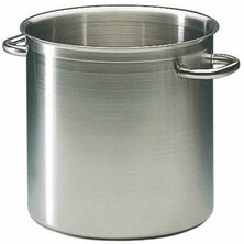 Stockpot Bourgeat S/S Excellence 24cm 10.8 Ltr