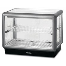 Lincat D5h/75b 500 Range Heated Merchandiser 575mm (h) X 750mm (w) X 500 (d) Back Service