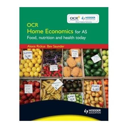 Ocr home economics for as for Home economics
