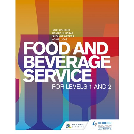 food and beverage service for levels 1 2