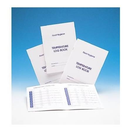 SH986~thermometer temperature log book  P1 - Elegant J A Henckels Chef Knives