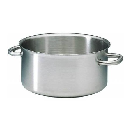 Casserole Pan Bourgeat S S Excellence 28cm 8 6 Ltr