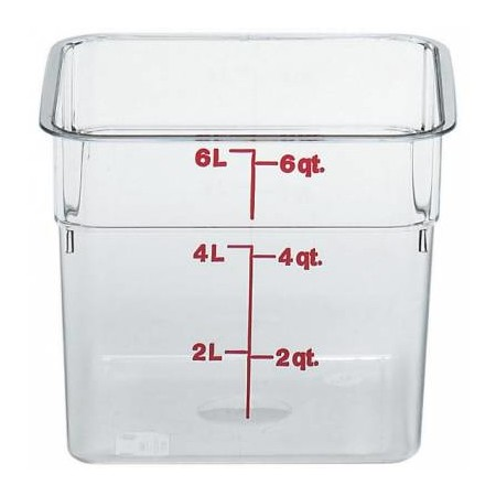 camsquare food container polycarbonate 57 ltr