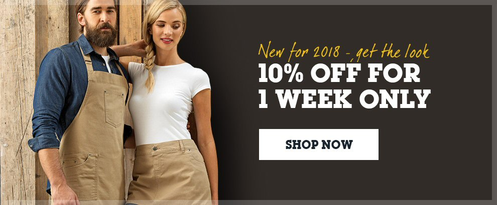 Apron offer
