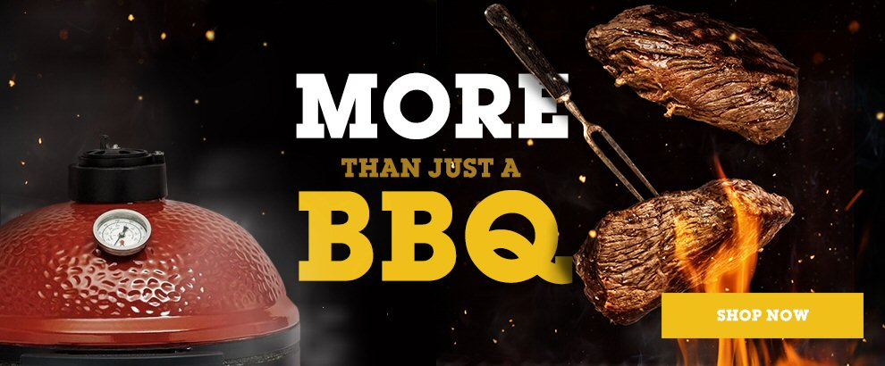 Not just a BBQ