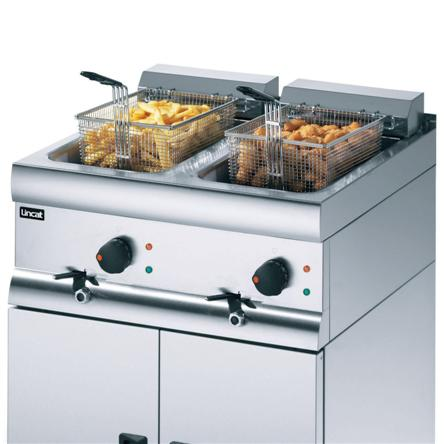 Fryers and Pasta Boilers