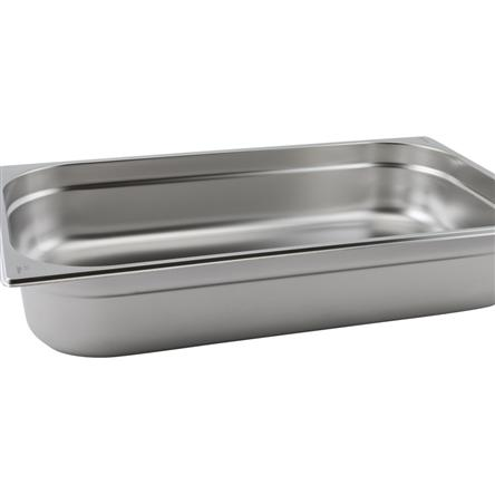 Gastronorm Containers Stainless