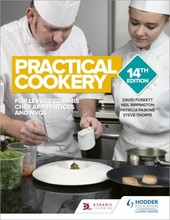 Practical Cookery 14th Edition - Foskett Rippington Paskins & Thorpe