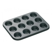 Yorkshire Pudding/Muffin Tin Non-Stick 12 Hole