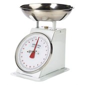 Dial Scales S/S With Pan 20kg