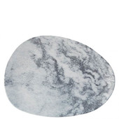 Pebble Melamine Platter 41cm X 30cm (Box Of 6)