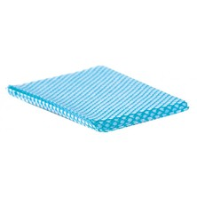 Handy Wipes Blue 60cm X 30cm (pack Of 50)