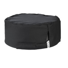 Skull Cap Poly/cotton With Coolmax Top & Adjustable Velcro Fastening