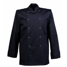 Black Windsor Chefs Jacket