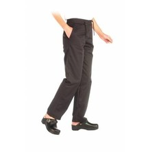 Le Chef DE58B 24/7 Lady's Pants Black