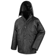 Core Managers Jacket Black