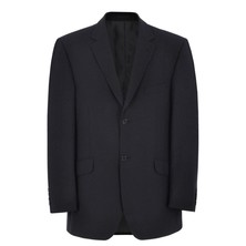 Gents Jacket Single Breasted Wool/poly/lycra