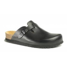 Toffeln Clog Unisex Nature Form Black