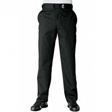 Bragard Denver Mens Trousers Black