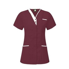 Tonia V-Neck Ladies Healthcare Tunic