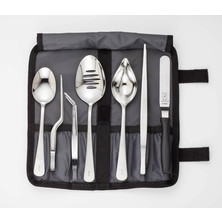 Mercer 8 Piece Plating Set In Case