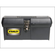 "Stanley Knife Box With Removable Tray 15"" x 7"" x 7.5"""