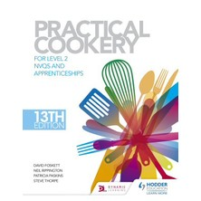 Practical Cookery 13th Edition - Foskett Rippington Paskins & Thorpe