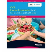 OCR Home Economics For A2