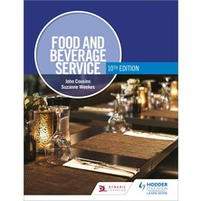 Food & Beverage Service - Cousins/Weekes 10th Edition