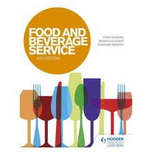 Food & Beverage Service - Lillicrap/cousins 9th Edition