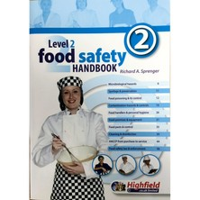 The Food Safety Handbook Level 2  - Sprenger