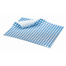 Greaseproof Paper 25cm X 20cm (Box Of 1000)