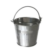 Serving Bucket S/S 10cm Dia X 9cm / 50cl