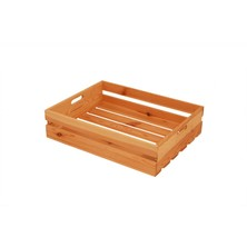 Wooden Display Crate 40cm x 30cm x 12cm